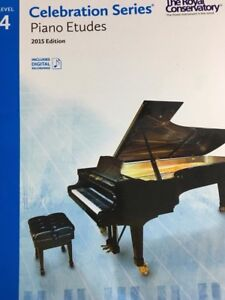 RCM Gr 4 Piano books — newest edition