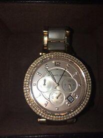 Beautiful Women's Genuine Michael Kors Watch RRP: £279
