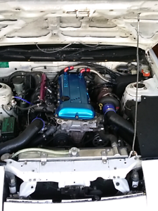 Nissan 180sx 1994 400hp engineered street car Taree Greater Taree Area Preview