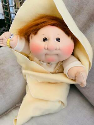 soft sculpture cabbage patch lullaby