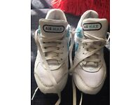Nike Air Max trainers, size 4, in excellent condition