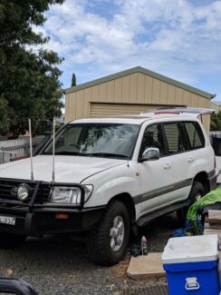 2001 Toyota Landcruiser Wagon Wagga Wagga Wagga Wagga City Preview