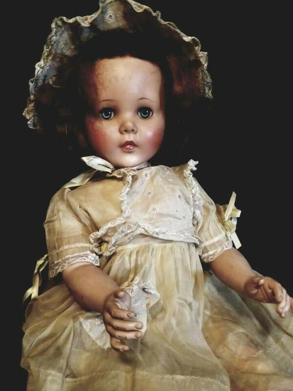 Haunted doll Silvia