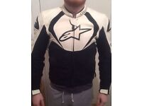 AlpineStar Raw Motorcycle Jacket!