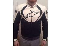 AlpineStar Raw Motorcycle Jacket!