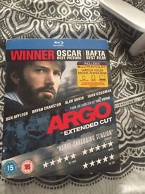 Argo Extended Cut