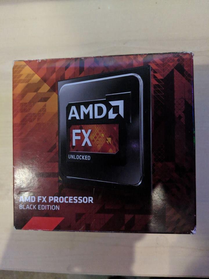 Amd Fx 6300 Black Edition 3 5ghz Six Core Processor In