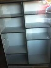 DISPLAY CABINET WITH SLIDING GLASS DOORS Algester Brisbane South West Preview