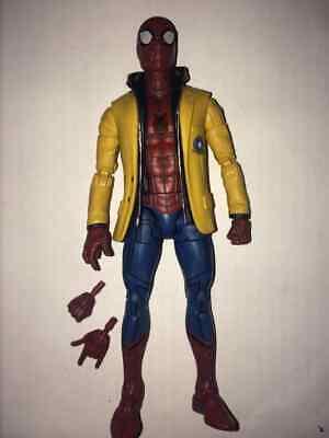 "Marvel Legends 6"" Inch Target 2-Pack Homecoming Spider-Man Loose Complete"