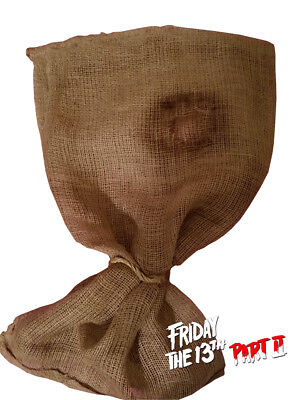 Steve Dash Friday the 13th: Part 2 Sack Mask The Body Count Continues - Sack Mask