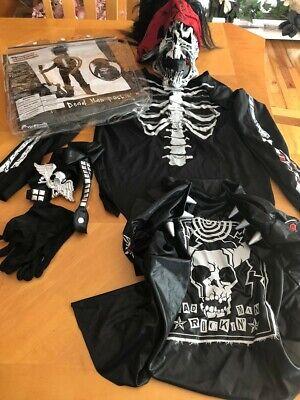 Dead Man Rockin (Dead Man Rockin Halloween Costume sz XL)