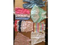 9-12 months girls summer clothes