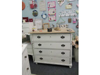 Large set of Solid Pine drawers