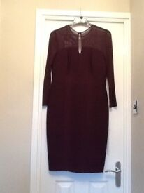 DEBENHAMS COLLECTION DRESS SIZE 14