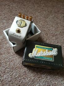 Marshall guvnor 2 guitar pedal