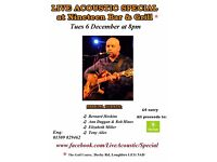Live Acoustic Special