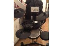 Roland digital drum set