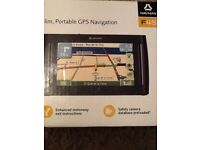 Navman gps brand new with box and accessories