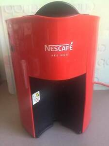 NESCAFE Little Red Mug Coffee Machine Bethania Logan Area Preview