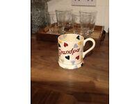 Emma bridgewater grandpa mug