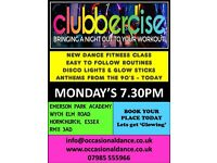 CLUBBERCISE - HORNCHURCH ESSEX