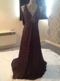 Gorgeous evening dress. Size 8.