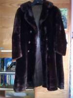 Cappotto pelliccia montone Abbigliamento donna a Napoli