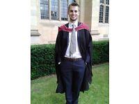 Geology Tutor @ University, A level, GCSE. Dissertation + mapping help and Physics. Online, skype