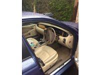 Jaguar x type diesel manual