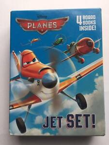 DISNEY PLANES. 4 PACK BOOKS