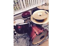 Mapex Armory Drum Kit and Hardware