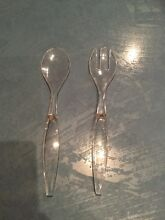 Maxwell Williams Salad servers Beaumaris Bayside Area Preview