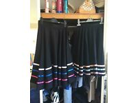 Handmade Child / teen character dance skirts