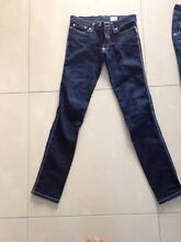 Designer ladies jeans - various - small/size 8/size 27 Broadbeach Waters Gold Coast City Preview
