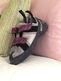 Scarpa reflex climbing shoes uk 5.5