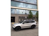 "2003 BMW X5 3.0 DIESEL AUTO/TRIP !! TINTED WINDOWS / 22""DISHED WHEELS / FULL BLACK LEATHER !! P.X"