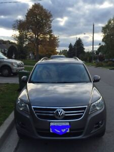 2011 Volkswagen Tiguan 2.0 Turbo Trade for 4x4 truck