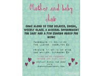 Mother and Baby Choir - Chorlton and Didsbury