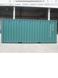 Shipping containers 20' Moss Vale Bowral Area Preview