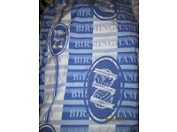 birmingham city curtains 60 inch wide x 63 inch drop also have matching single duvet and pillowcase