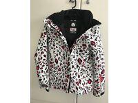 Women's Roxy Ski Jacket - Fluffy hood