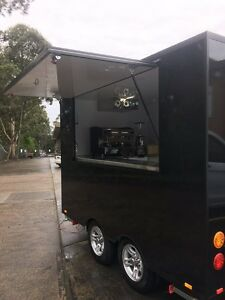 3m Walk In coffee Trailer Frenchs Forest Warringah Area Preview