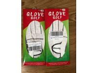 Men's Compression-Fit Stable-Grip Genuine Cabretta Leather Golf