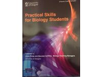 PRACTICAL SKILLS FOR BIOLOGY STUDENTS – Chris Finlay and Maureen Griffiths, University of Glasgow
