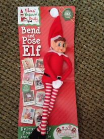 bend and pose elf