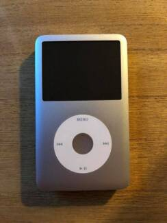 iPod Classic 7th Generation Slim 160 GB