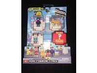 Disney Crossy Road Series 1 Mini Figurine 4 Pack - Age-5+ (Brand new)
