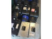 Bouncy Castle Blowers For Sale - All used but in very good condition