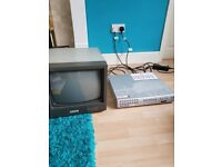 Dedicated Micros Digital Sprite 2 with Vantage colour cctv monitor