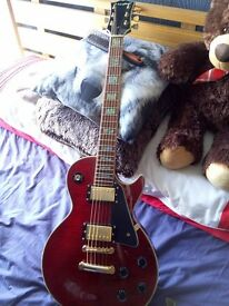 Upgraded Westfield Les Paul Electric Guitar, E4500